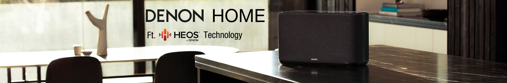 New Denon Home