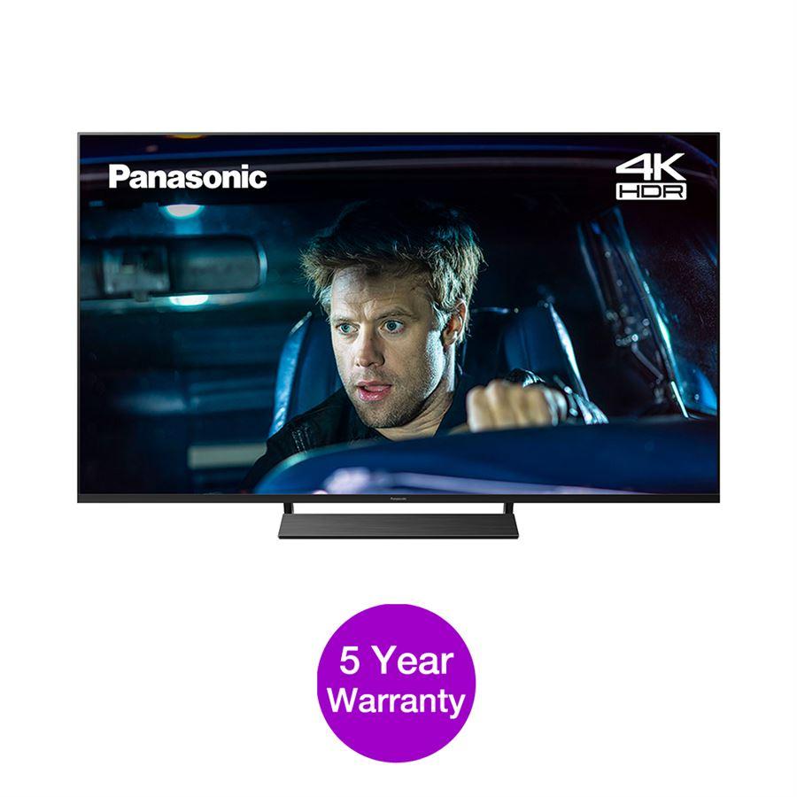 "8361d3adc Panasonic TX-40GX800B 40"" 4K HDR10+ LED TV - AWE Europe"