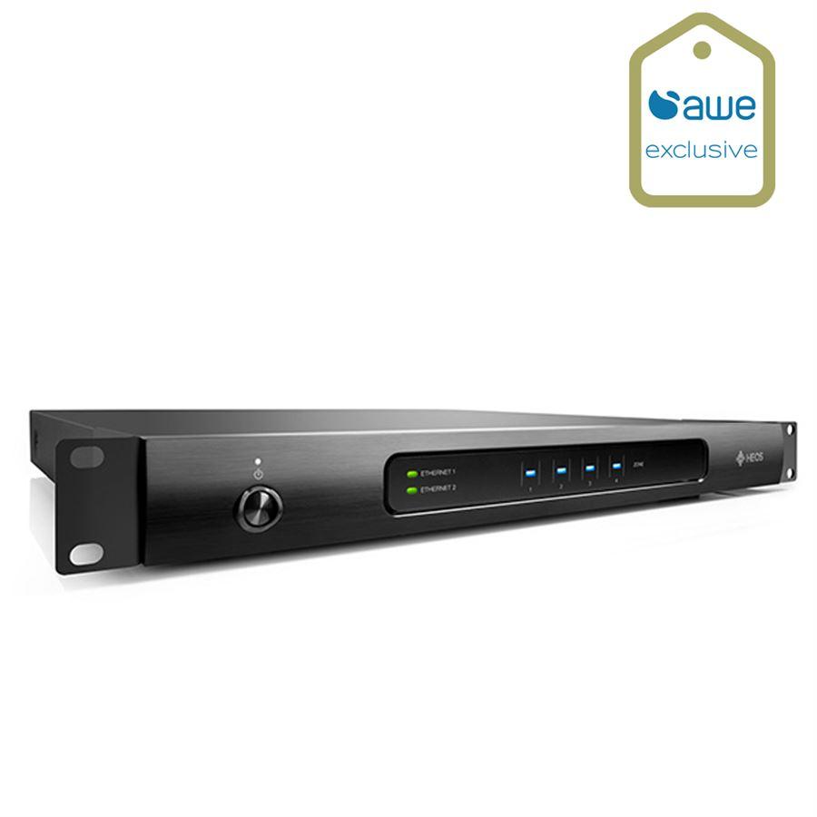 Denon HEOSSUPERLINK 4 Zone multi-room pre-amplifier - AWE Europe