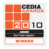 awards-CEDIA-2010-supplier