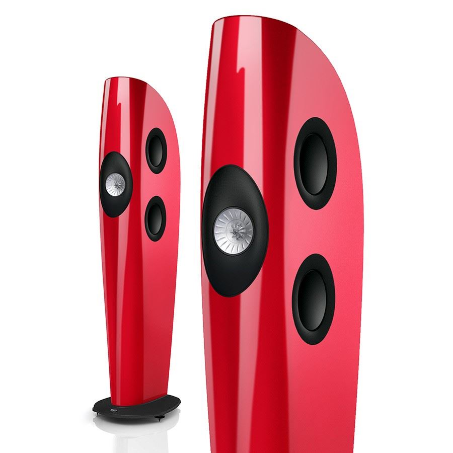 KEF BLADETWO(RARED)(P) Racing Red Apparent S