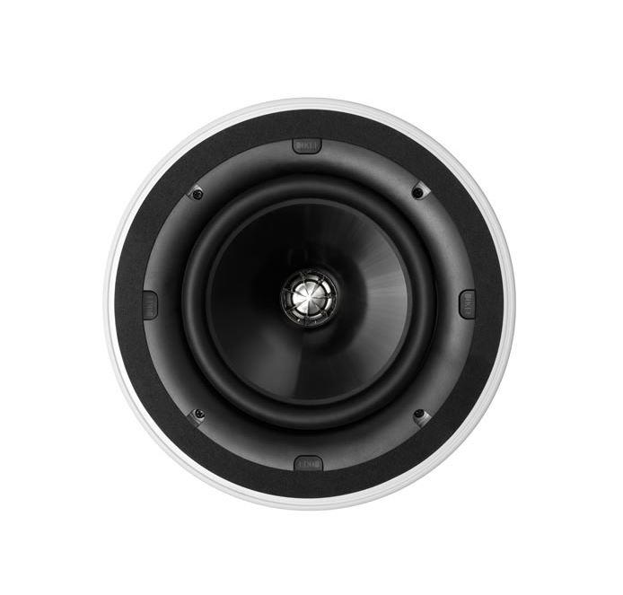 Kef Ci200qr 200mm In Ceiling Flush Mounted Speaker Ultra