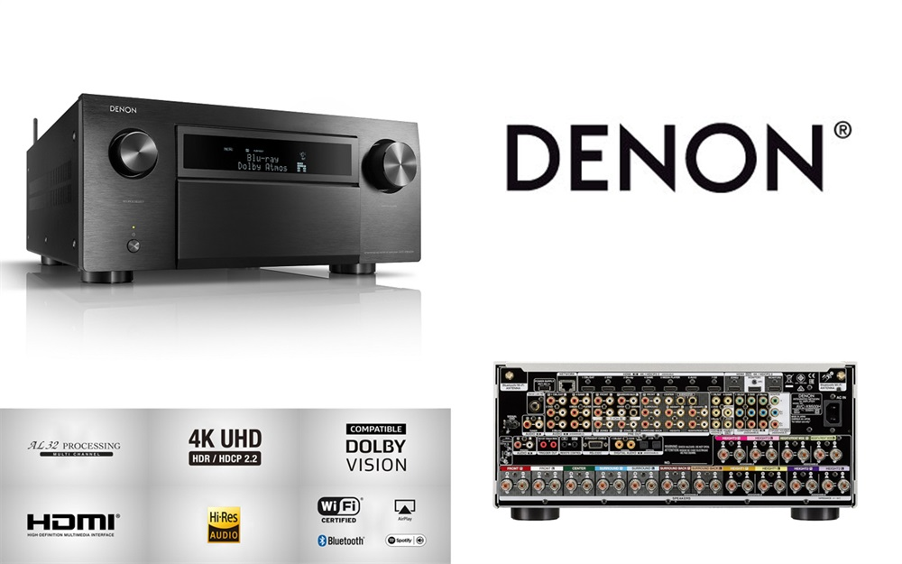 Denon AVC-X8500H - AWE Europe