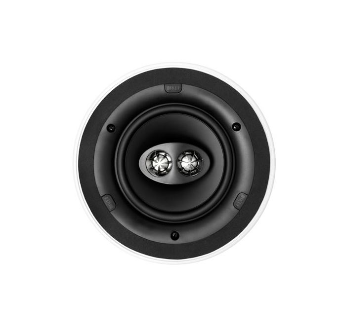 Kef Ci160crds 160mm Dual Stereo In Ceiling Flush Mounted