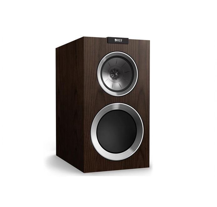 speaker speakers kef pair digital bookshelf cinema